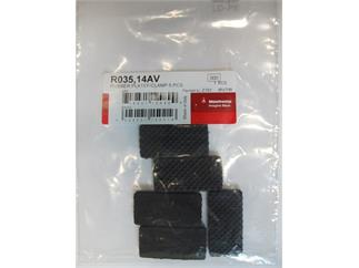 Avenger R035,14AV Rubber Pad Set of 5pcs