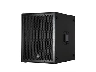 "RCF SUB 8004-AS 18"" Active Sub, 1250 Watt RMS"