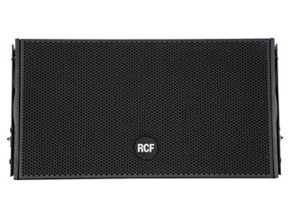 "RCF NX L-23A Active 2-way line array module 12"" + 3x1"", 750W"