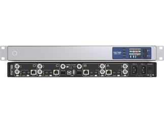 RME MADI Router, 12-Port MADI Optical, Coaxial, Twisted Pair Digital PatchBay and Format Converter,with redundant power supply
