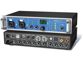 RME Fireface UCX 36-Kanal USB 2.0 & FireWire Audio Interface