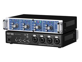RME QuadMic II 4-Kanal Mic PreAmp, Class-A