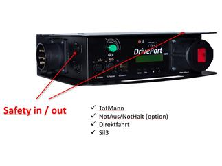 Rigport Driveport 32MK2 Motorcontroller