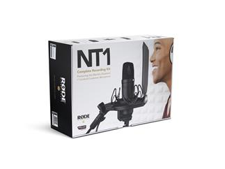 Rode NT1-Kit Großmembranmikrofon
