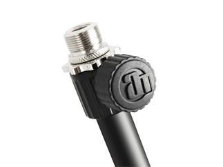 Adam Hall Stands S9B - Mikrofonständer klein mit Schwenkarm