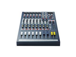 Soundcraft EPM 6 Live & Recording Mixer, 2x Stereo und 6x Mono