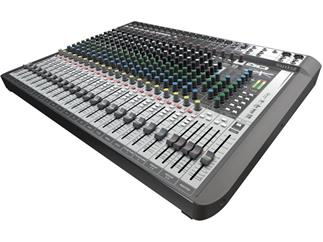 Soundcraft Signature 22 MTK - Kompaktes 22-Kanal Mischpult mit PC-Recording Funktion
