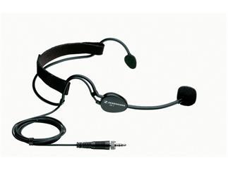 Sennheiser ME 3-ew Kondensator Nackenmikrofon für SK mit ew-Klineknstecker, Niere