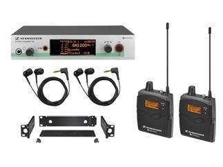 Sennheiser ew 300-2 IEM E-Frequenz: 823 - 865 MHz