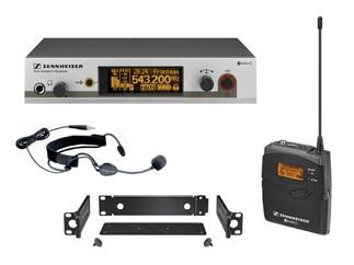 Sennheiser EW 352-D G3 D-Frequenz: 780 - 822 MHz