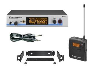 Sennheiser ew 572-A G3 A-Frequenz: 516 - 558 MHz
