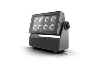 SGM P-1, RGBW LED Akku Outdoor Fluter, 10°