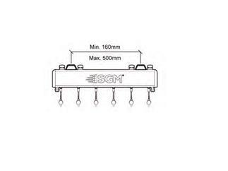 SGM TLD-612 A Touring Pixel Driver IP65  Art-Net, für LT-100, LT-200, LB-100