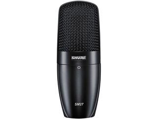 Shure SM27-LC, Großmembranmikrofon