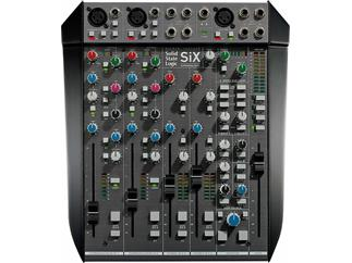 SSL Solid State Logic - SSL SiX