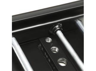 Adam Hall Accessories TENTCLAMP B - Zeltklammer schwarz (verzinkt)