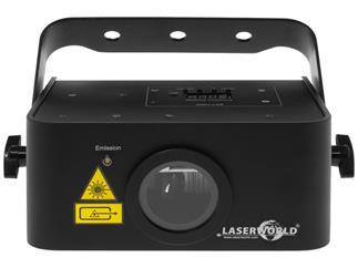 Laserworld EL-300RGB - Gartinglaser mit RGB und DMX