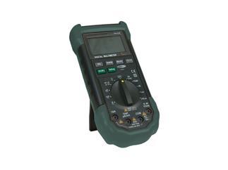 Showtec 5 In 1 Autorange Digital Multimeter, Strom, Temp, dB, Lux, Luftfeuchtigkeit