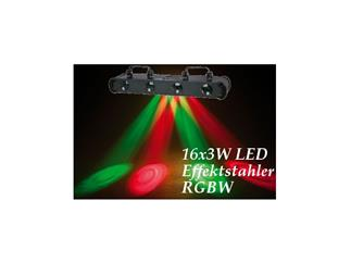 Showtec Oxynator 16x3W RGBW LED
