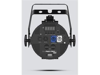 ChauvetDJ SlimPAR Pro Q USB, 12x6Watt RGBA, USB