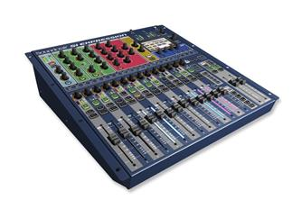 Soundcraft Si Expression 1 16 Kanal Digital Live Sound Console B-Ware!