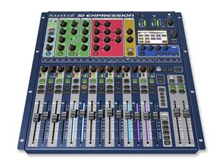 Soundcraft Si Expression 1 16 Kanal Digital Live Sound Console