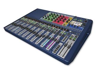 Soundcraft Si Expression 2 24 Kanal Digital Live Sound Console