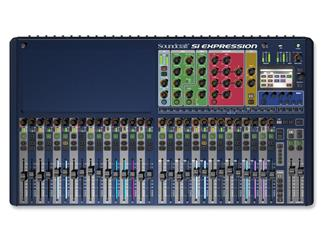 Soundcraft Si Expression 3 32 Kanal Digital Live Sound Console