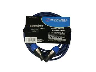 Accu-Cable Speaker cable 2pin 2x2,5mm