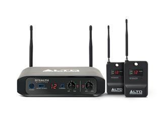 ALTO Stealth Wireless,  Stereo Funkübertragungssystem für Aktive Lautsprecher
