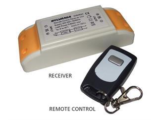 Sylvania PAR 56 Remote Control inkl. Receiver - Empfänger + Fernbedienung