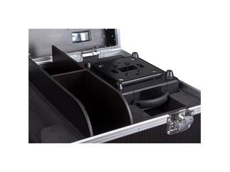 Flightcase für 2x BriteQ BEAMWIZARD5x5