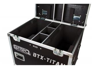 Set 2x BriteQ - BTX-TITAN + 1x Doppelcase