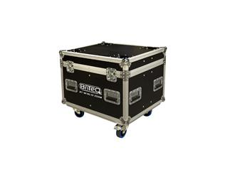 Flightcase für 4x BT-W19L10 Zoom MK2 / 4x BT-Orbit
