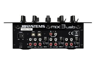 JB Systems - MIX3 USB