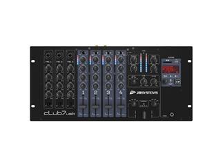 JB Systems - CLUB7-USB - 7-Kanal Mischpult