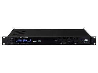 JB Systems - USB 3.1 - RDS CD-Player MP3/WMA USB/SD