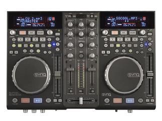 Synq Audio - DMC 2000 Media Konsole, Midi Controller, inkl. Dekadance-LE