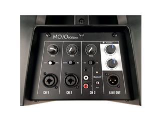 Audiophony MOJO500LINE - Mobile Beschallungsanlage