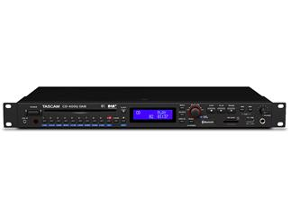 Tascam CD-400UDAB, Medienplayer mit Bluetooth, DAB, UKW, CD, AUX IN