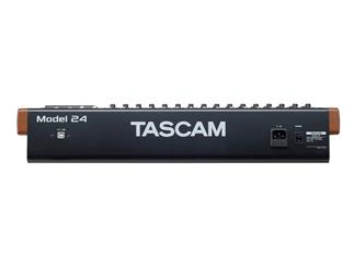 Tascam Model 24 22-Kanal-Analogmischpult mit digitalem 24-Spur-Recorder
