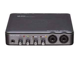 Tascam US-200, USB-Audio-/MIDI-Interface, 2 Eingänge, 4 Ausgänge