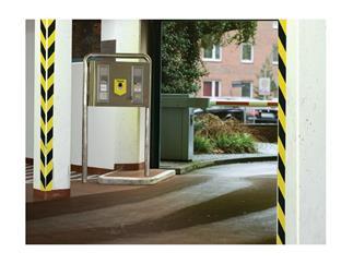tesaband® 58133 Signal Universal Markierungsklebeband gelb/schw. 66x50