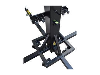 Fantek Lift T-106D, schwarz, max. Höhe 6,42m, max Auflast 225kg