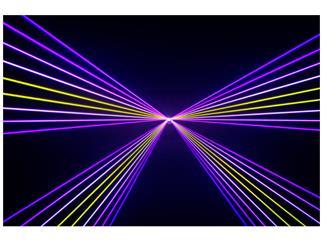 Laserworld Tarm 18 mit ShowNet