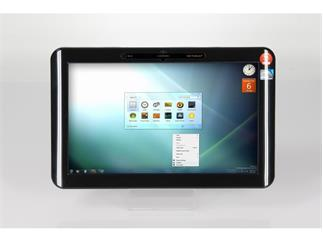 Preussen Automation TouchME10 mobile Tablet PC, Windows 7, inkl. Tasche