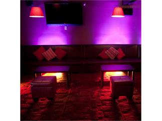 American DJ Ultra Bar 6 -  6x 3Watt, 3 Zonen