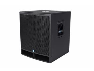 "KME Versio VB 18 - Subwoofer passiv 18"" 500W/4 Ohm inkl. Frequenzweiche"