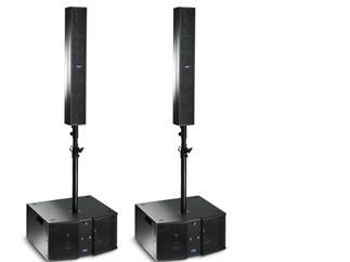 FBT Vertus System 2x CLA604 2x CLA208SA 2x VT-S604 inkl Taschen und Distanzstangen