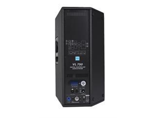 """KME VL 750, 12""""+1"""" bi-amping 600+150 Watt aktiv"""